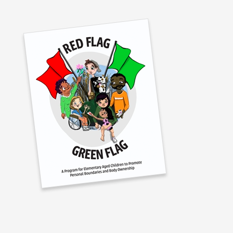 Book - Red Flag / Green Flag